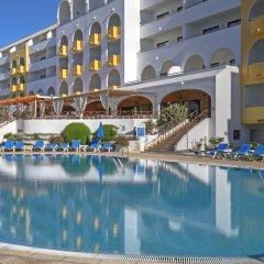 Отель Aparthotel Paladim Португалия, Албуфейра - отзывы, цены и фото номеров - забронировать отель Aparthotel Paladim онлайн бассейн