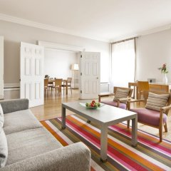 Отель COMO Metropolitan London 5* Апартаменты с различными типами кроватей фото 9