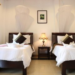 Отель Villa Oasis Luang Prabang 3* Стандартный номер с 2 отдельными кроватями фото 2