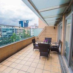 Libo Business Hotel балкон
