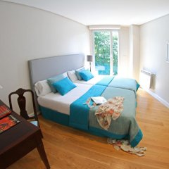 Отель Art7 The Apartment Испания, Сан-Себастьян - отзывы, цены и фото номеров - забронировать отель Art7 The Apartment онлайн комната для гостей фото 3
