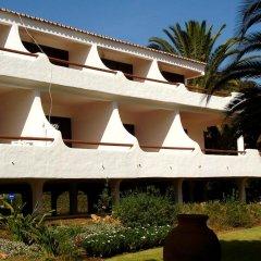 Отель Solar Das Palmeiras Португалия, Виламура - отзывы, цены и фото номеров - забронировать отель Solar Das Palmeiras онлайн пляж