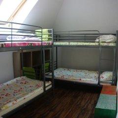 Хостел Кислород O2 Home Кровать в общем номере фото 37
