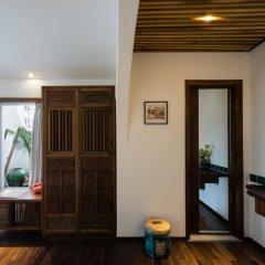 Отель The Myst Dong Khoi 5* Люкс с различными типами кроватей фото 14