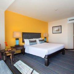 The Bayview Hotel Pattaya 4* Номер Делюкс с различными типами кроватей фото 4