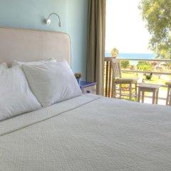 Rooms Smart Luxury Hotel & Beach 4* Стандартный номер фото 9