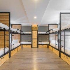 Отель X9hostel Кровать в общем номере фото 4