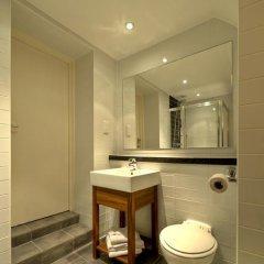 Отель Comfort Inn St Pancras - Kings Cross 3* Стандартный номер с различными типами кроватей фото 4