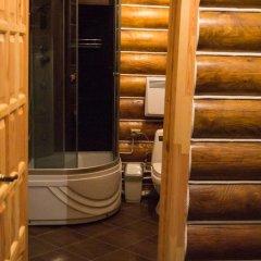 Гостиница Загородный Клуб Берлога Коттедж разные типы кроватей фото 10