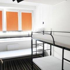 Warsaw Center Hostel LUX Кровать в общем номере с двухъярусной кроватью фото 5