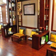 Tea Hotel Hanoi Номер Делюкс с различными типами кроватей фото 14