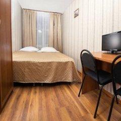 Гостиница Три мушкетёра Номер категории Эконом с различными типами кроватей фото 3