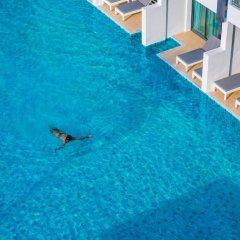 Отель BlueSotel Krabi Ao Nang Beach 4* Улучшенный номер с различными типами кроватей фото 3