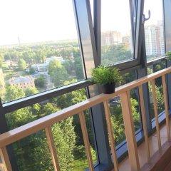 Гостиница Na beregu Nevy в Санкт-Петербурге отзывы, цены и фото номеров - забронировать гостиницу Na beregu Nevy онлайн Санкт-Петербург балкон
