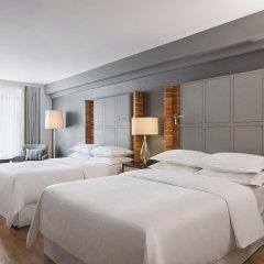 Sheraton Stockholm Hotel 5* Стандартный номер с различными типами кроватей фото 4