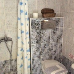 Отель Marina Hotel Греция, Ситония - отзывы, цены и фото номеров - забронировать отель Marina Hotel онлайн ванная фото 2