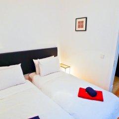 Отель LV Premier Baixa FI 4* Апартаменты с различными типами кроватей фото 2