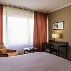 Отель Pullman Madrid Airport & Feria 4* Стандартный номер фото 3