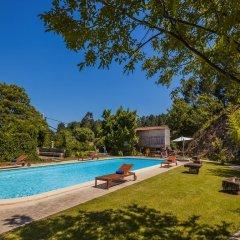 Отель Casa Da Pedra Португалия, Амаранте - отзывы, цены и фото номеров - забронировать отель Casa Da Pedra онлайн бассейн