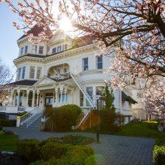 Отель The Gatsby Mansion Канада, Виктория - отзывы, цены и фото номеров - забронировать отель The Gatsby Mansion онлайн фото 2
