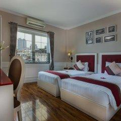 Отель La Beaute De Hanoi 3* Номер Делюкс фото 3