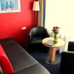 Hotel Wallis 3* Люкс с разными типами кроватей фото 2