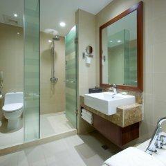 Отель Yitel Xian Big Wild Goose Pagoda Китай, Сиань - отзывы, цены и фото номеров - забронировать отель Yitel Xian Big Wild Goose Pagoda онлайн ванная фото 2
