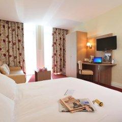 Best Western Hotel De Verdun 3* Стандартный номер с различными типами кроватей фото 5