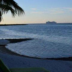 Отель Blue Heaven Island Французская Полинезия, Бора-Бора - отзывы, цены и фото номеров - забронировать отель Blue Heaven Island онлайн пляж фото 3