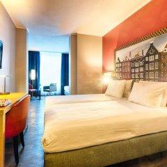 Leonardo Hotel Amsterdam City Center 3* Номер Single с различными типами кроватей