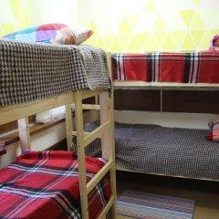 Hostel Cherdak Кровать в общем номере фото 18