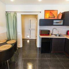 Апартаменты на Егорова Студия с различными типами кроватей фото 11