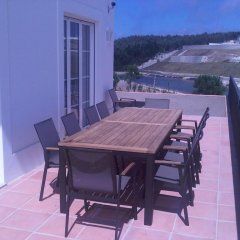 Отель Villa Mimosa балкон
