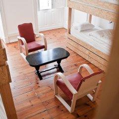 The Independente Hostel & Suites Кровать в общем номере фото 4