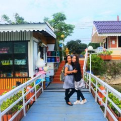 Отель Rimbueng Resort Pranburi сауна
