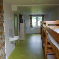 Отель Le Fagotin Кровать в общем номере с двухъярусной кроватью
