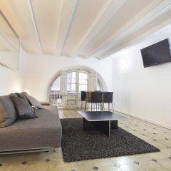 Отель Stay Barcelona Gotico Apartments Испания, Барселона - отзывы, цены и фото номеров - забронировать отель Stay Barcelona Gotico Apartments онлайн комната для гостей фото 2