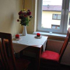 Отель Bluszcz 2* Стандартный номер с 2 отдельными кроватями фото 7