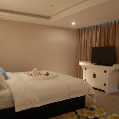 Yingshang Fanghao Hotel 3* Представительский номер с различными типами кроватей фото 5