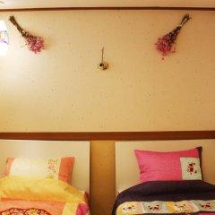 Отель Tourinn Harumi 2* Стандартный номер с 2 отдельными кроватями фото 4
