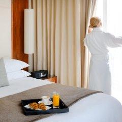 Отель JW Marriott Marquis Dubai 5* Стандартный номер с различными типами кроватей фото 10