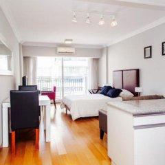 Отель Exclusivo Departamento En Park Plaza Recoleta комната для гостей фото 4
