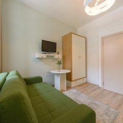 Бассейная Апарт Отель Студия с разными типами кроватей фото 7