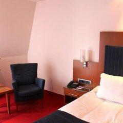 Hotel Erzgiesserei Europe 4* Стандартный номер с различными типами кроватей фото 5