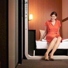 Отель First Cabin Atagoyama Япония, Токио - отзывы, цены и фото номеров - забронировать отель First Cabin Atagoyama онлайн фитнесс-зал фото 2