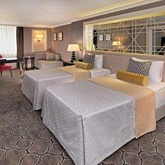 Отель Mercure Istanbul Bomonti 5* Стандартный номер с различными типами кроватей фото 3