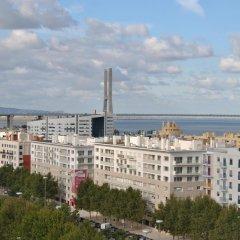 Апартаменты Apartments Lisboa - Parque das Nacoes Студия с различными типами кроватей фото 5