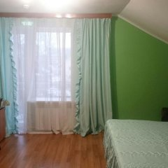 Гостиница Дубрава Номер Делюкс с различными типами кроватей фото 4