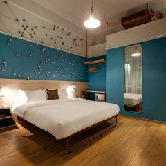 Отель Colors Urban 4* Стандартный номер фото 10