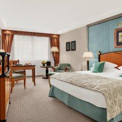 Kempinski Hotel Corvinus Budapest 5* Улучшенный номер Премиум с различными типами кроватей